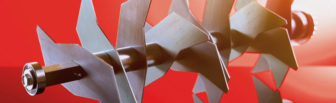 AL-KO vertikalskjærere | Knivvalse