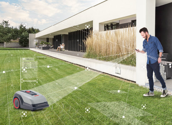 Smart Gardening | AL-KO  Intelligent stell av plenen