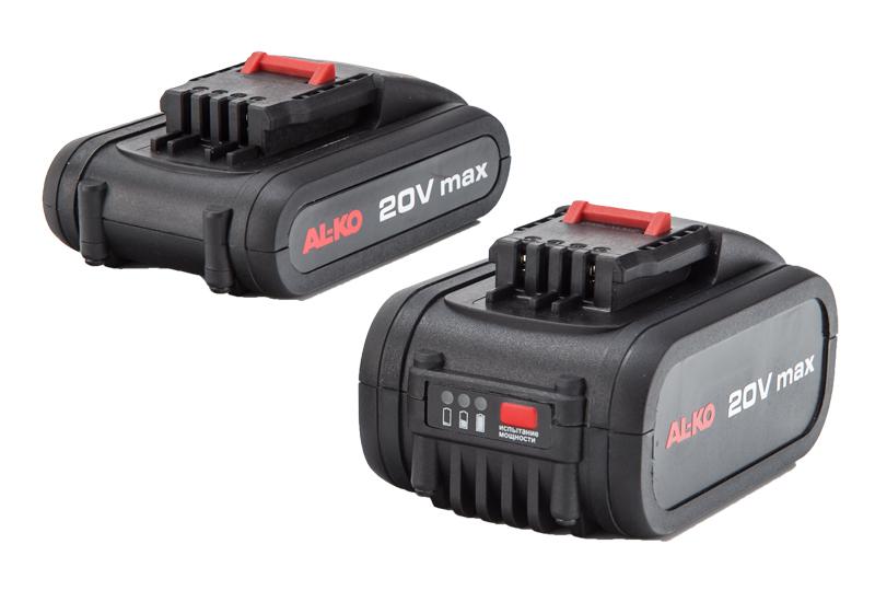Batteridrevne hagemaskiner | AL-KO Easy Flex batterier