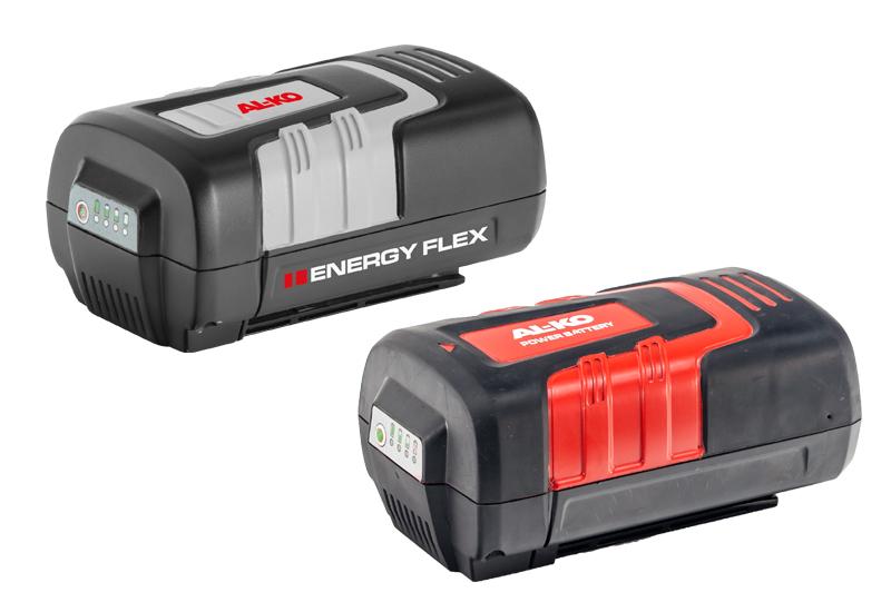 Batteridrevne hagemaskiner | AL-KO Energy Flex