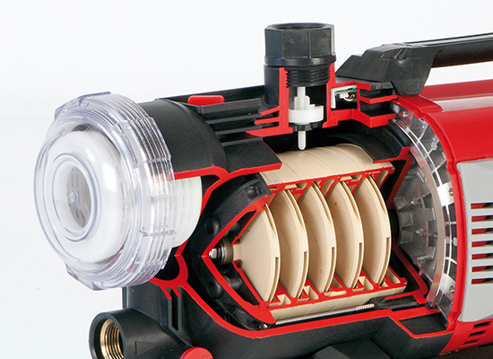 AL-KO Trykkpumper fordeler | Transportteknik