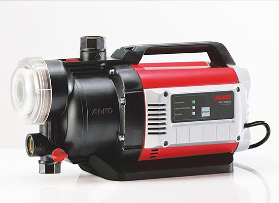 AL-KO Trykkpumper fordeler | Robust pumpehus