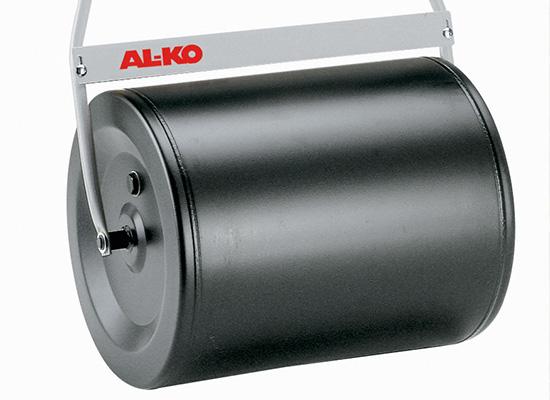 AL-KO Plenrulle fordeler| Fylling med sand eller vann