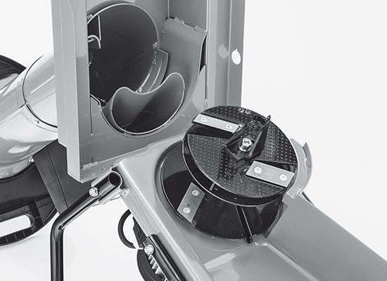 Kompostkverner   AL-KO Kompostkvern med presisjonsklippeverk