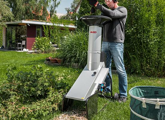 Kompostkverner   AL-KO Står stødig
