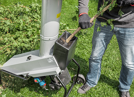 Kompostkverner   AL-KO Separat greninnføring