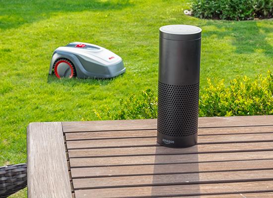 AL-KO robotklippere fordeler | Kompatibel med Amazon Alexa, IFTTT og AL-KO inTOUCH