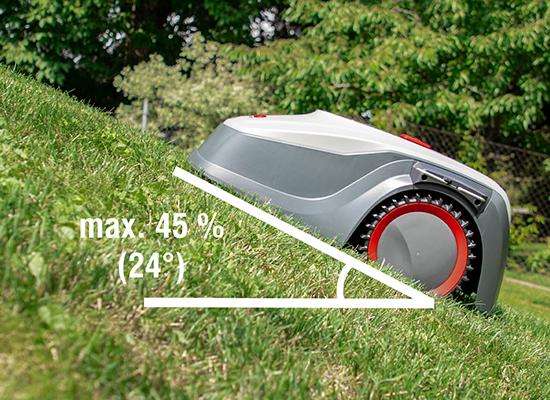 AL-KO robotklippere fordeler | Profil med bitt