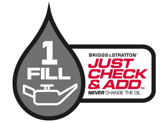 Gressklipper   AL-KO ingen flere oljeskift på utvalgte Briggs & Stratton motorer