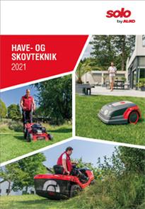 Katalog   solo by AL-KO Have- og Skovteknik 2021