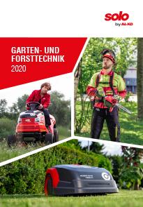Katalog   solo by AL-KO Have- og Skovteknik 2020