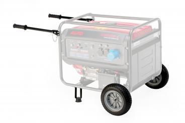 Hjulsett for AL-KO strømaggregater