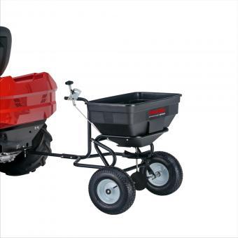 Spreder AL-KO SP 60, 56 liter, til hagetraktor