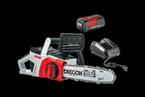 Batterikjedesag AL-KO EnergyFlex CS4030 komplett sett